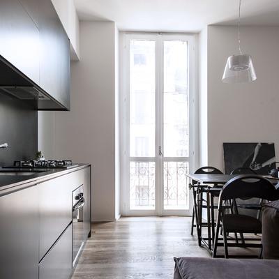Ideas y fotos de muebles negros cocina para inspirarte for Muebles paco palencia