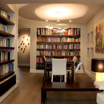 salón-comedor-biblioteca