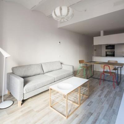 Ideas de proyecto para inspirarte habitissimo - Salon comedor minimalista ...