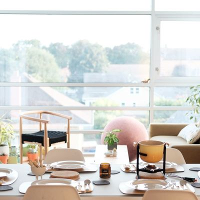 Cómo convertir tu salón en un salón comedor