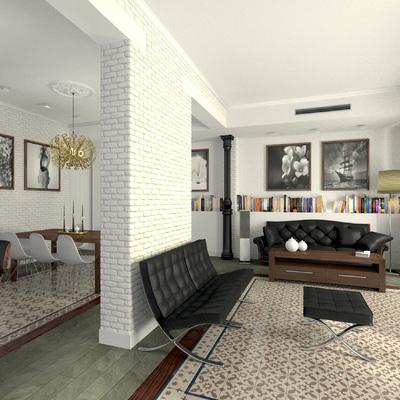 Reforma y rehabilitación de una vivienda en Madrid