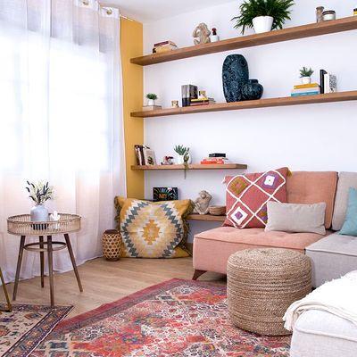 Qué 4 tipos de alfombra serán lo máximo para tu casa en otoño
