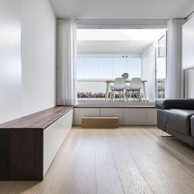 5 soluciones para espacios de forma irregular en tu casa