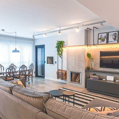 5 paredes para 5 tipos de salones