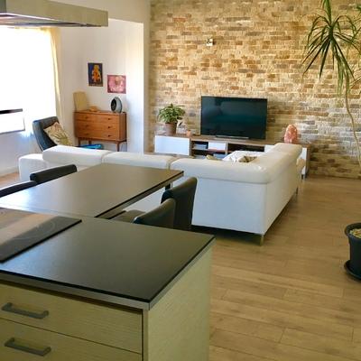 Reforma de un piso en Santa Catalina