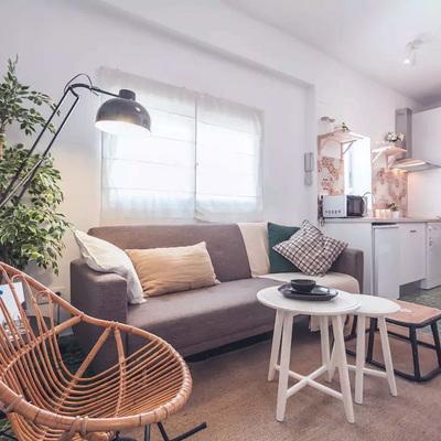 Apartamento turístico próximo al Estadio Sanchez Pizjuán en Sevilla de 3 habitaciones