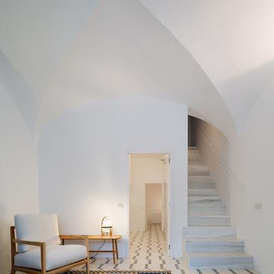 Salón con elementos tradicionales