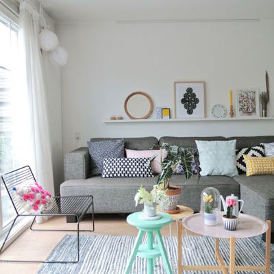 Ideas para aprovechar al máximo un salón pequeño