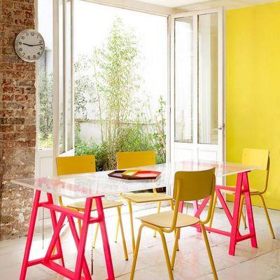 5 formas de introducir el amarillo minion en tu decoración