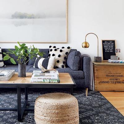Ideas fáciles y rápidas para tener una casa acogedora