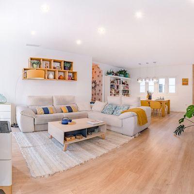 Cómo renovar tu salón por 1.200 euros