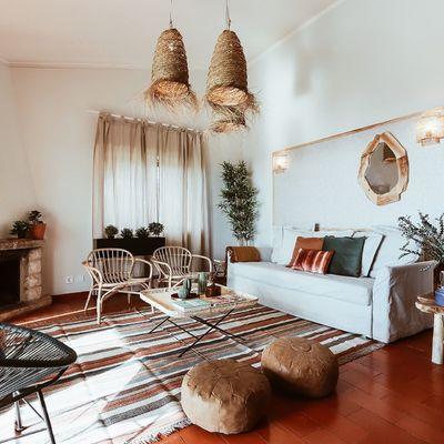 5 formas de combinar el color de tu sofá con el de tu salón