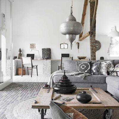 7 claves para crear una decoración étnica en tu casa