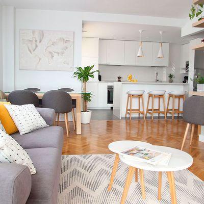 5 plantas ideales para pisos pequeños