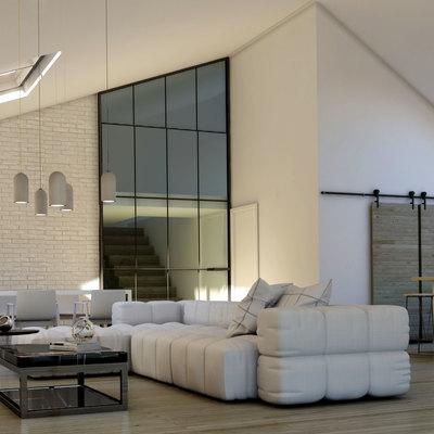Viviendas unifamiliares y diseños de interior