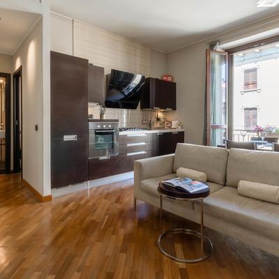 Home Staging en un piso amueblado