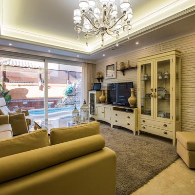 Salon vivienda particular
