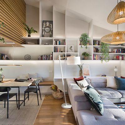 5 maneras de colocar sofá y sillones en tu salón