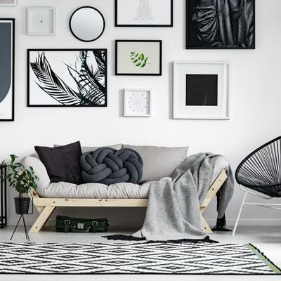 Los 5 colores que mejor combinan con el gris