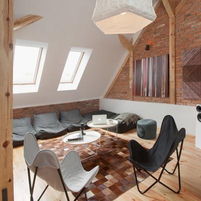 Un Loft al más puro estilo neoyorkino