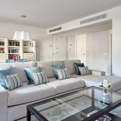Los colores ideales para una habitación primaveral
