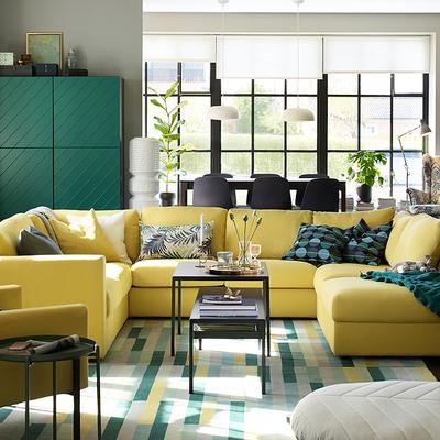 5 claves para un salón en el que descansar a gusto