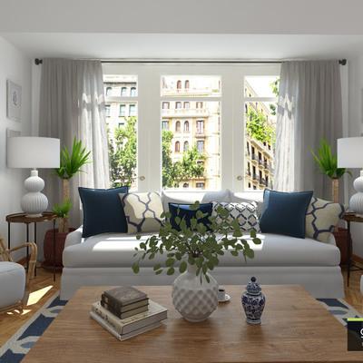 8 estilos de decoración para tu salón