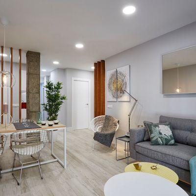 10 ideas para reformar un salón sin obras