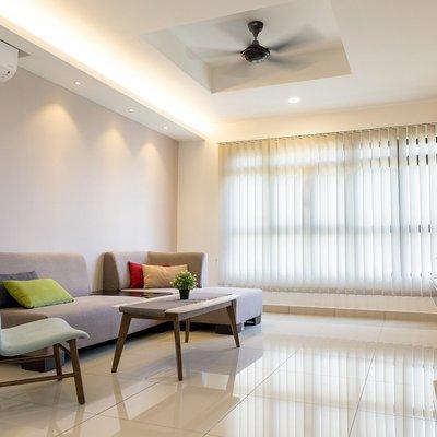 7 desastres decorativos que debes evitar en tu salón