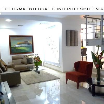 REFORMA INTEGRAL EN VIVIENDA FAMILIA HURTADO