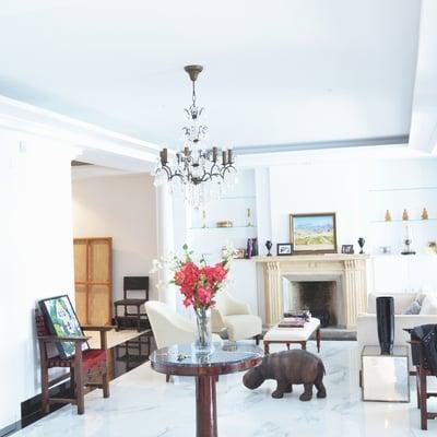 Casa Balboa, una vivienda clásica que hace fácil la vida de sus inquilinos