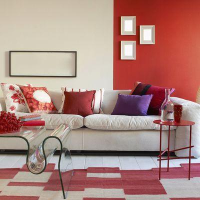 Colores del arcoiris que darán vida a tus habitaciones