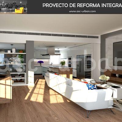 Reforma integral de una vivienda en Marqués de Sotelo