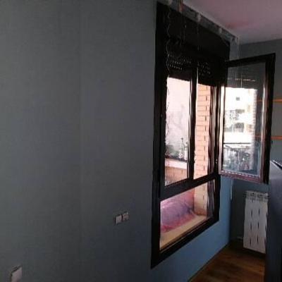 Pintura salón y habitación