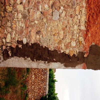 Santiago Cristobal 2009- Arreglo y anclaje de fachada