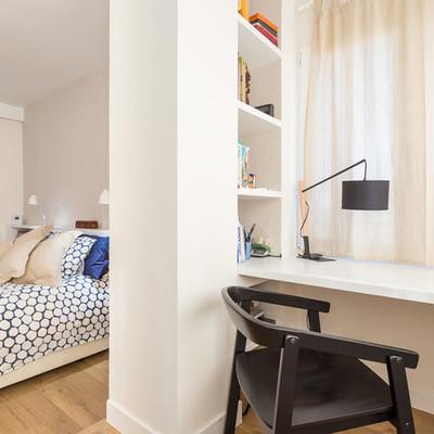 Favorito de la semana: Un dormitorio luminoso, acogedor y muy amplio