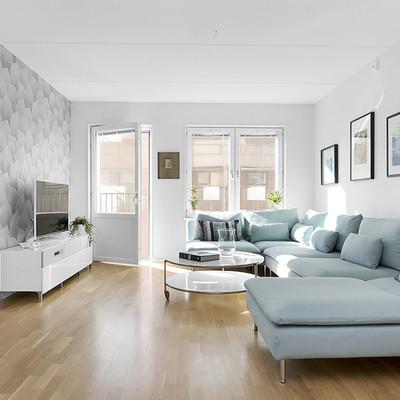 Una vivienda luminosa y amplia en la que inspirarse