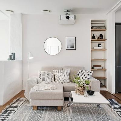 Una casa sin tabiques