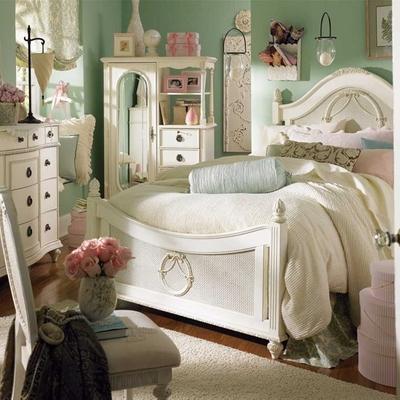 Ideas y fotos de dormitorios shabby chic para inspirarte habitissimo - Dormitorio shabby chic ...
