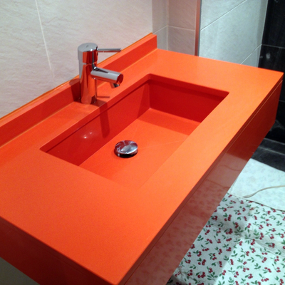 Silestone mod. Naranja cool
