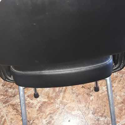 Retapizado silla de salon