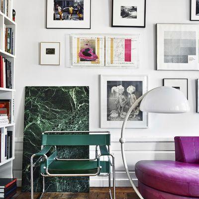 Iconos del diseño: silla Wassily de Marcel Breuer