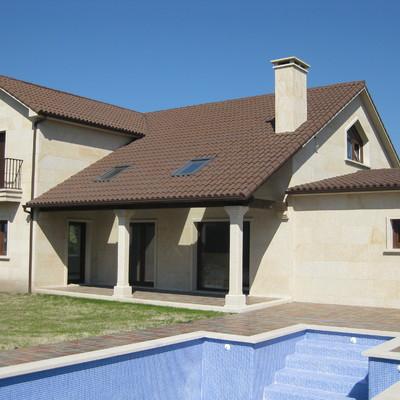 Revestimiento de fachadas con granito