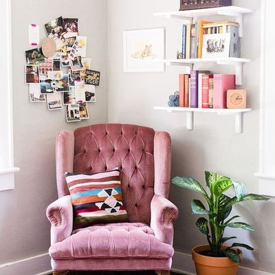 6 ideas para usar el color rosa en casa