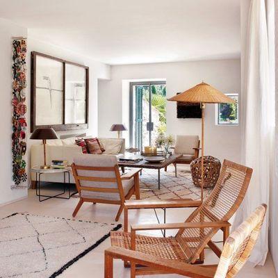 7 muebles de exteriores que también puedes aprovechar en interior