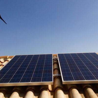 Sistema Off Grid de 1 kW