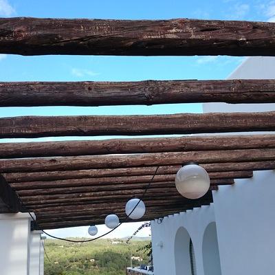 situación patio antiguo