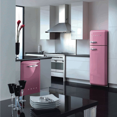Iconos del diseño: el frigorífico SMEG