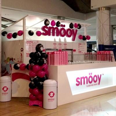 Proyecto para Despacho de Helados Smooy, Malaga