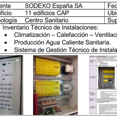 Inventario instalaciones RITE (2014)